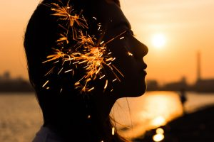 頭の中で線香花火
